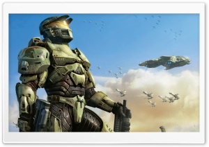 Halo Wars Video Game