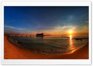 Sunrise   Ocean View Pier
