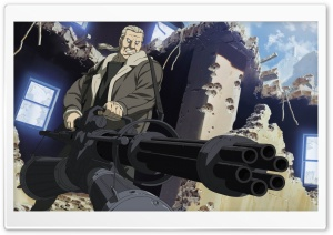 Ghost In The Shell Heavy Weapon