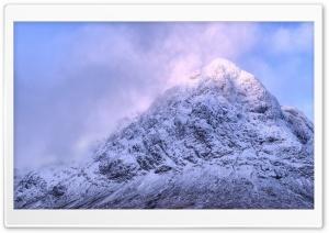 Buachaille Mountain Peak