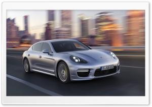 2014 Porsche Panamera City