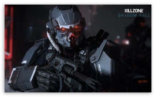 Download Killzone Shadow Fall, Helghast Infantry UltraHD Wallpaper