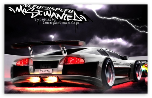 Download Need For Speed Most Wanted Racing Game UltraHD Wallpaper