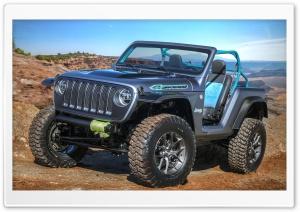 Jeep 4speed concept 2018