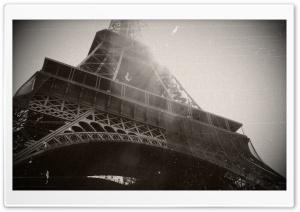 Tower Eiffel, Paris.