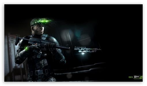 Download Splinter Cell Blacklist UltraHD Wallpaper