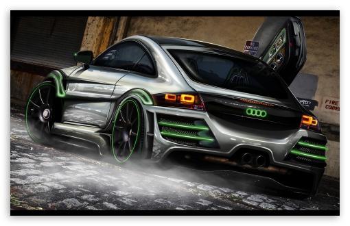 Download Audi UltraHD Wallpaper