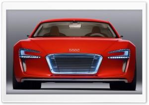 Audi E Tron Supercar
