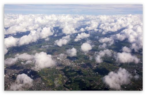 Download Beautiful Clouds Sky UltraHD Wallpaper