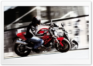 2008 Ducati Monster 696 2