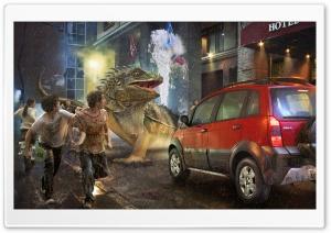 Iguana Invasion