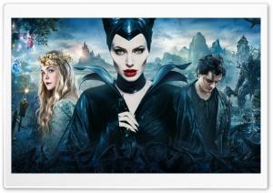 Maleficent, Aurora, Prince...
