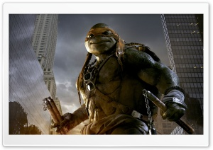 Michelangelo - Teenage Mutant...