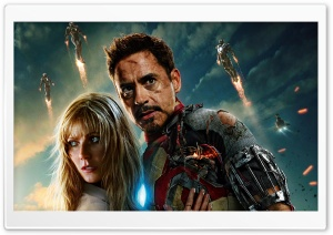 Iron Man 3 Tony Stark And...