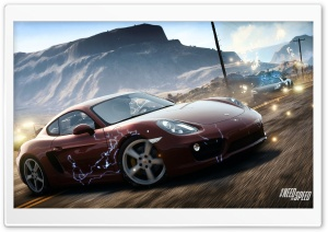 Need For Speed Rivals Emp...