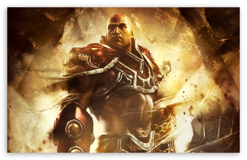 Download God of War Ascension - Spartan Warrior UltraHD Wallpaper