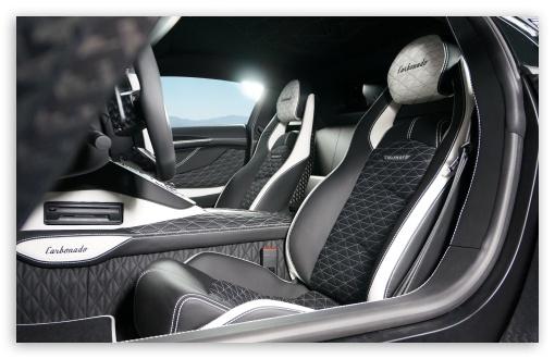 Download Lamborghini Aventador LP700 4 Supercar Interior UltraHD Wallpaper
