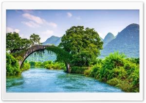 Yulong Bridge, China
