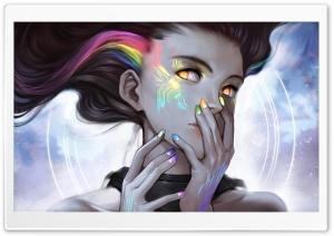 Cyborg Painting