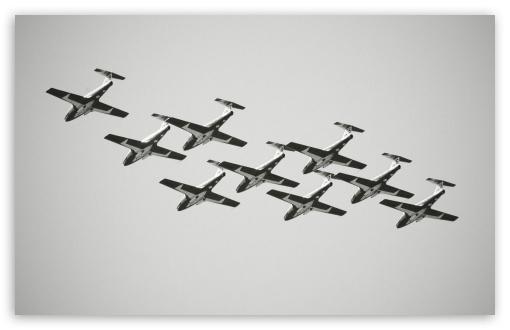 Download Airplanes Flight UltraHD Wallpaper