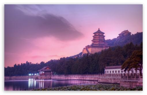 Download Summer Palace Beijing UltraHD Wallpaper