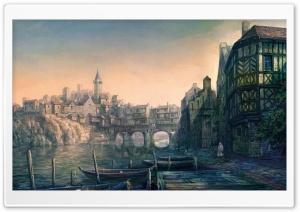 The Witcher 3 Wild Hunt Harbour