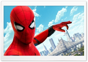 SPIDER-MAN HOMECOMING 4K
