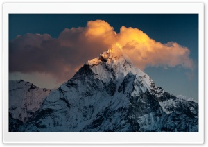 Ama Dablam Mountain, Nepal