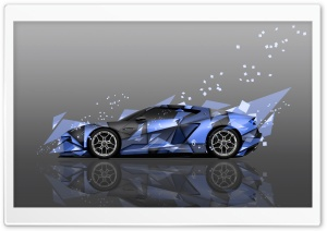 Lamborghini Asterion Side...
