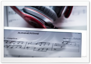 Summer iPad Music