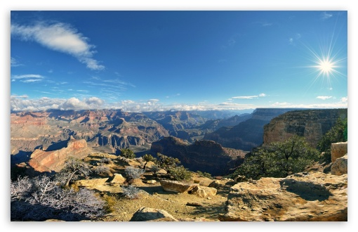 Download Big Canyon UltraHD Wallpaper