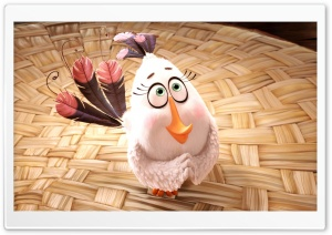 The Angry Birds Movie Matilda