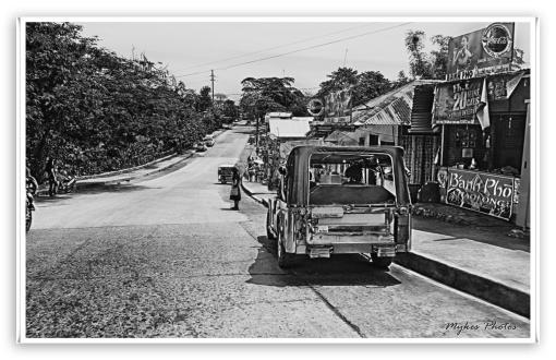 Download Palawan State University Road UltraHD Wallpaper