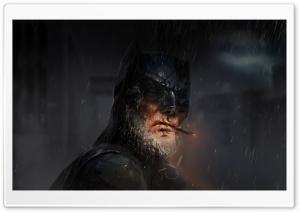 Old Batman Art
