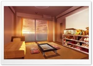 Bedroom Anime Art