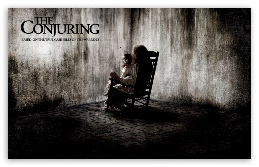 Download The Conjuring Movie Wide UltraHD Wallpaper