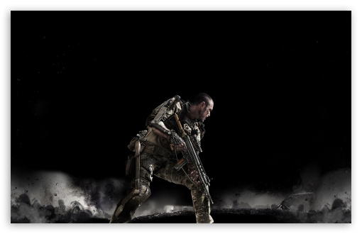 Download COD Advanced Warfare UltraHD Wallpaper