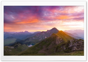 Alps Mountains Switzerland