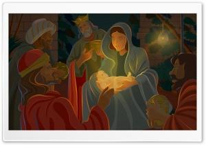 Night Of Jesus Christ Birth