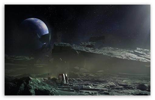 Download Destiny, Ocean Of Storms UltraHD Wallpaper