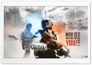 Battlefield 3 Background