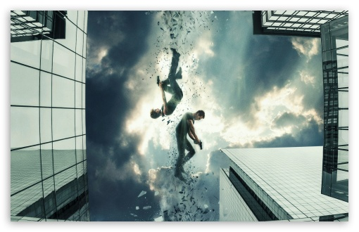 Download Insurgent 2015 Tris and Four UltraHD Wallpaper