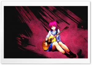 Anime Acoustic Guitar