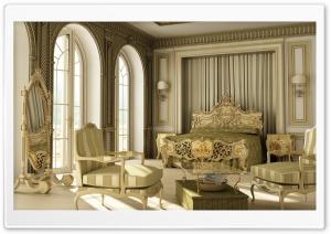 Luxury Classic Bedroom