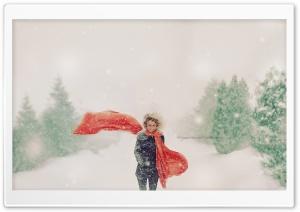 Winter Holidays Happiness