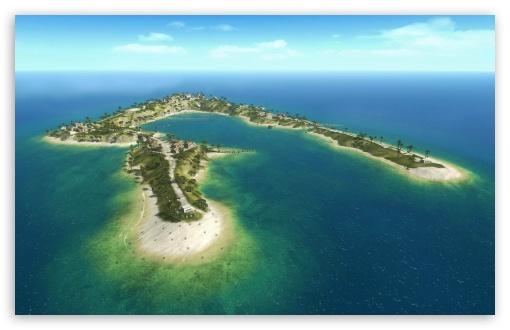 Download Battlefield 3 Wake Island UltraHD Wallpaper