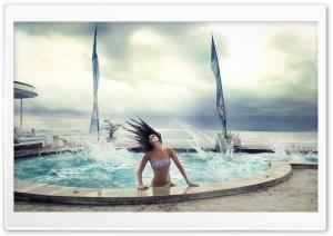 Pool Waves