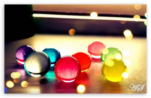 Download Waterbeads Jelly Pearls UltraHD Wallpaper