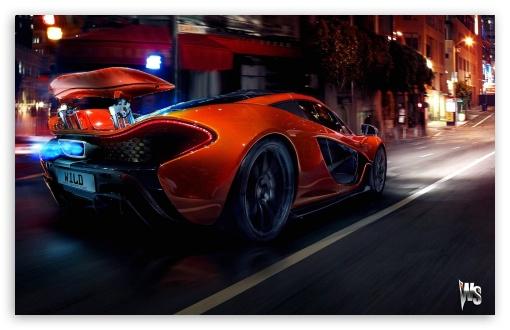 Download McLaren P1 UltraHD Wallpaper