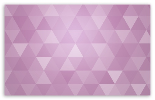 Download Light Purple Abstract Geometric Triangle... UltraHD Wallpaper